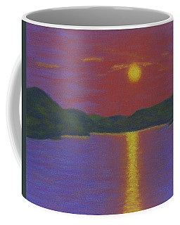 Riverboat Sunset Coffee Mug