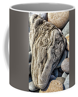 Rivered Stone Coffee Mug
