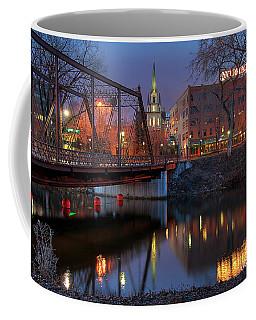 Riverplace Minneapolis Little Europe Coffee Mug