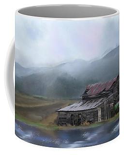 Riverside Barn Coffee Mug