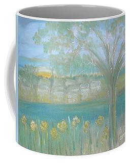 Riverside Hazy Dawn Coffee Mug