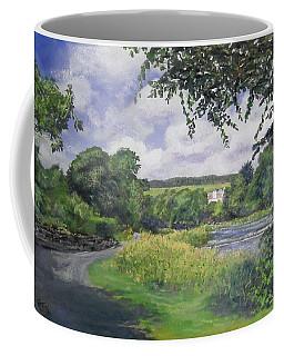 Riverside House And The Cauld Coffee Mug