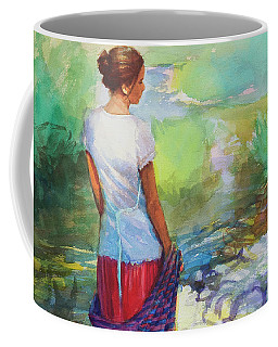 Riverside Muse Coffee Mug