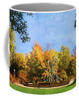 Riverside Park Fountain Coffee Mug