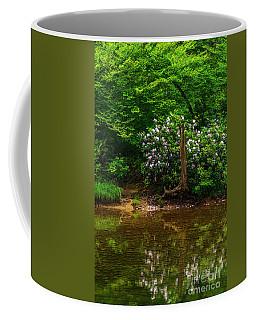 Riverside Rhododendron Coffee Mug