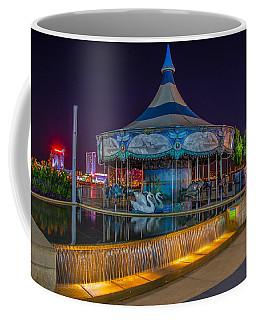 Riverwalk Carousel  Coffee Mug