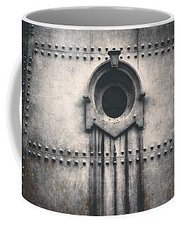 Rivets And Rust Coffee Mug