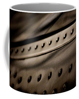 Rivets Coffee Mug by Paul Job