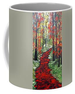 Road Closure Coffee Mug