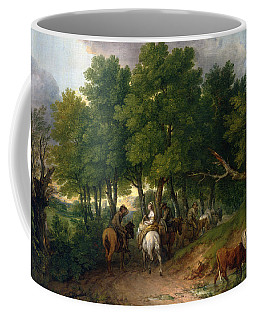 Road From Market  Coffee Mug