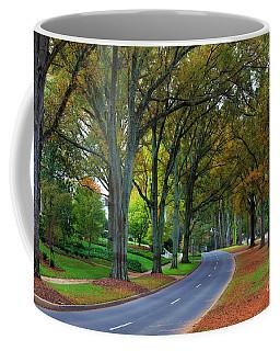 Road In Charlotte Coffee Mug