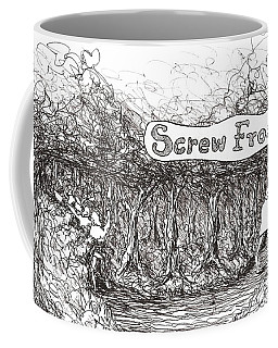 Road More Travelled Coffee Mug