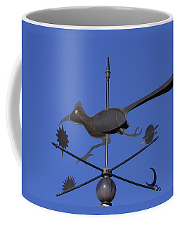 Road Runner Weather Vane Coffee Mug
