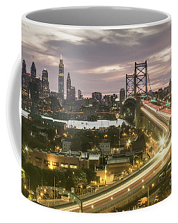 Road To Brotherly Love Coffee Mug
