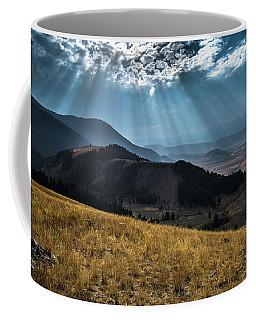 Road To Curtis Canyon Coffee Mug