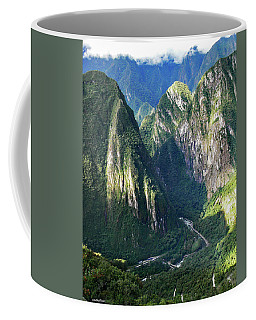 Road To Machu Picchu  Coffee Mug