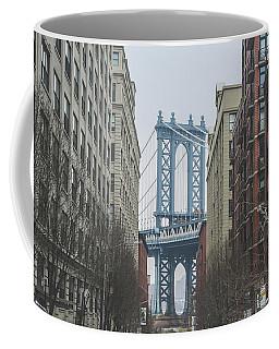 Road To Manhattan Coffee Mug