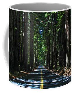 Road To Mendocino Coffee Mug