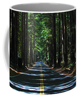 Road To Mendocino Coffee Mug