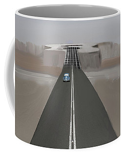 Road To Music Coffee Mug