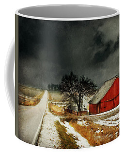 Road To Nowhere Coffee Mug