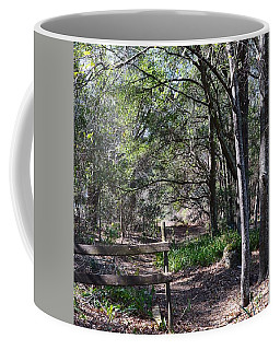 Road To Nowhere Coffee Mug by Warren Thompson