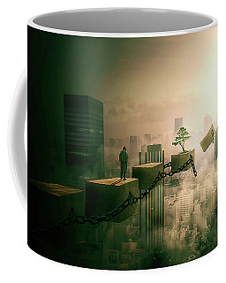 Road To Recovery  Coffee Mug by Nathan Wright