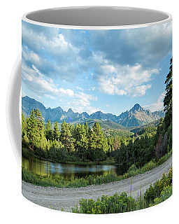 Road To Sneffels Coffee Mug