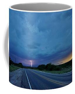 Lightning Over Sonora Coffee Mug