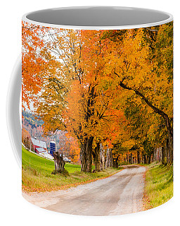 Road To The Farm Coffee Mug