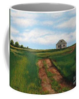 Road To The Past Coffee Mug