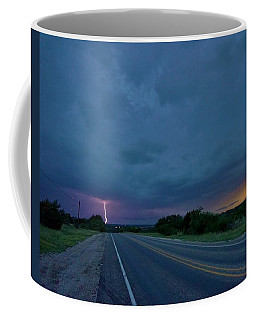Road To The Storm Coffee Mug