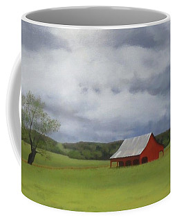 Road To Yosemite Coffee Mug