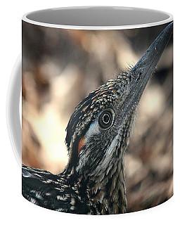 Roadrunner Close-up Coffee Mug