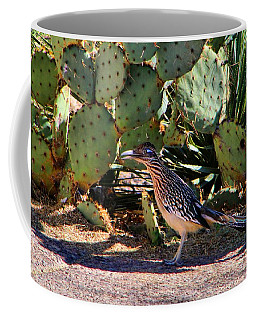 Roadrunner Coffee Mug by Kathryn Meyer