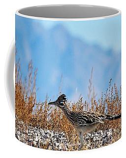 Roadrunner On The Run Coffee Mug