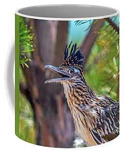 Roadrunner Profile Coffee Mug