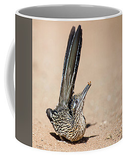 Roadrunner Snack Time Coffee Mug