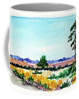 Roadside Chamisa Coffee Mug