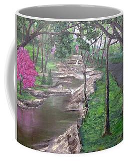 Roadside Park 1  Coffee Mug