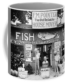 Roadside Stand Near Birmingham, Alabama Coffee Mug