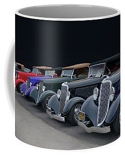 Roadster Row Coffee Mug