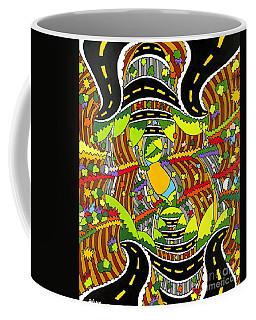 Roaming Coffee Mug