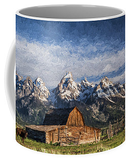 Roaming The Range II Coffee Mug