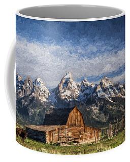Roaming The Range II Coffee Mug