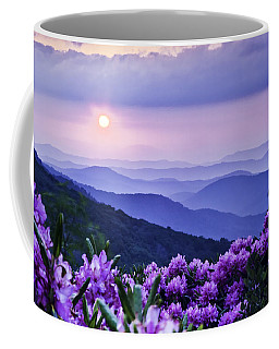 Roan Mountain Sunset Coffee Mug