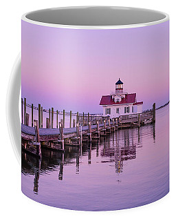 Roanoke Marshes Lighthouse  Coffee Mug