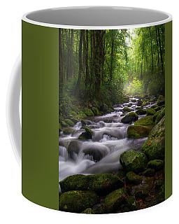 Great Smoky Mountains Roaring Fork Gatlinburg Tennessee Coffee Mug