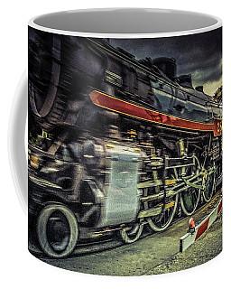 Roaring Past Coffee Mug