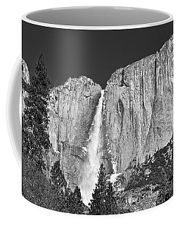 Roaring Yosemite Falls Coffee Mug